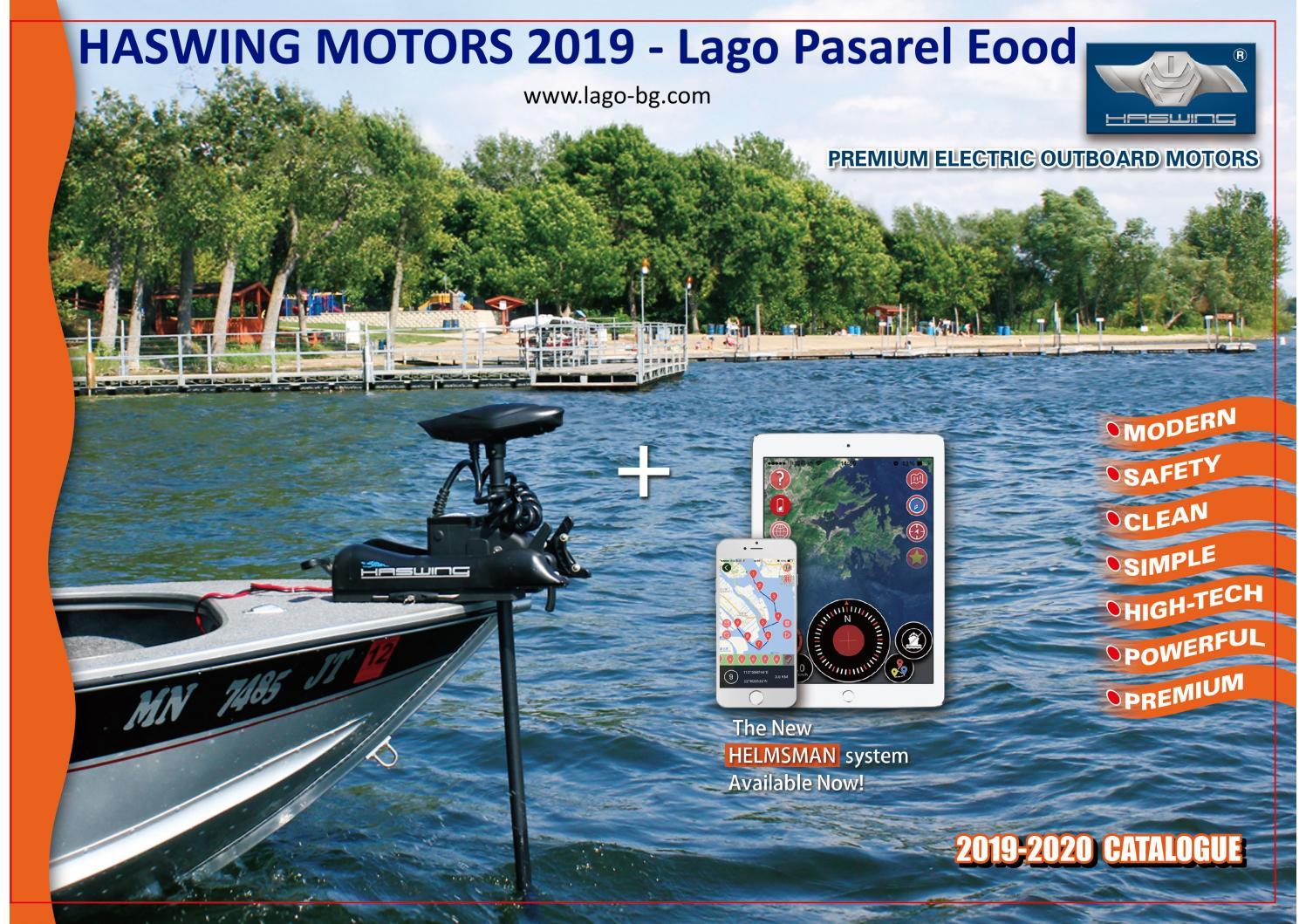 HASWING MOTORS 2019 by Lago Pasarel - issuu