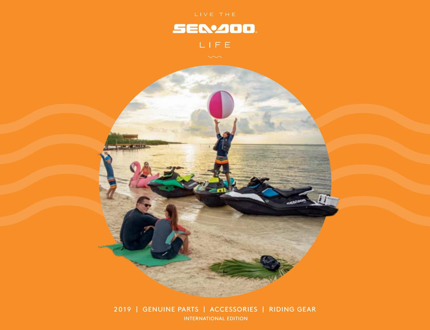 2019 Sea-Doo PAC Catalog by Triple 888 Studios - issuu
