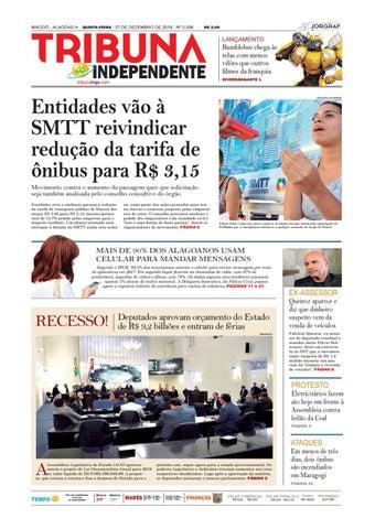 Edição número 3298 - 27 de dezembro de 2018 by Tribuna Hoje - issuu 5d965fcab2
