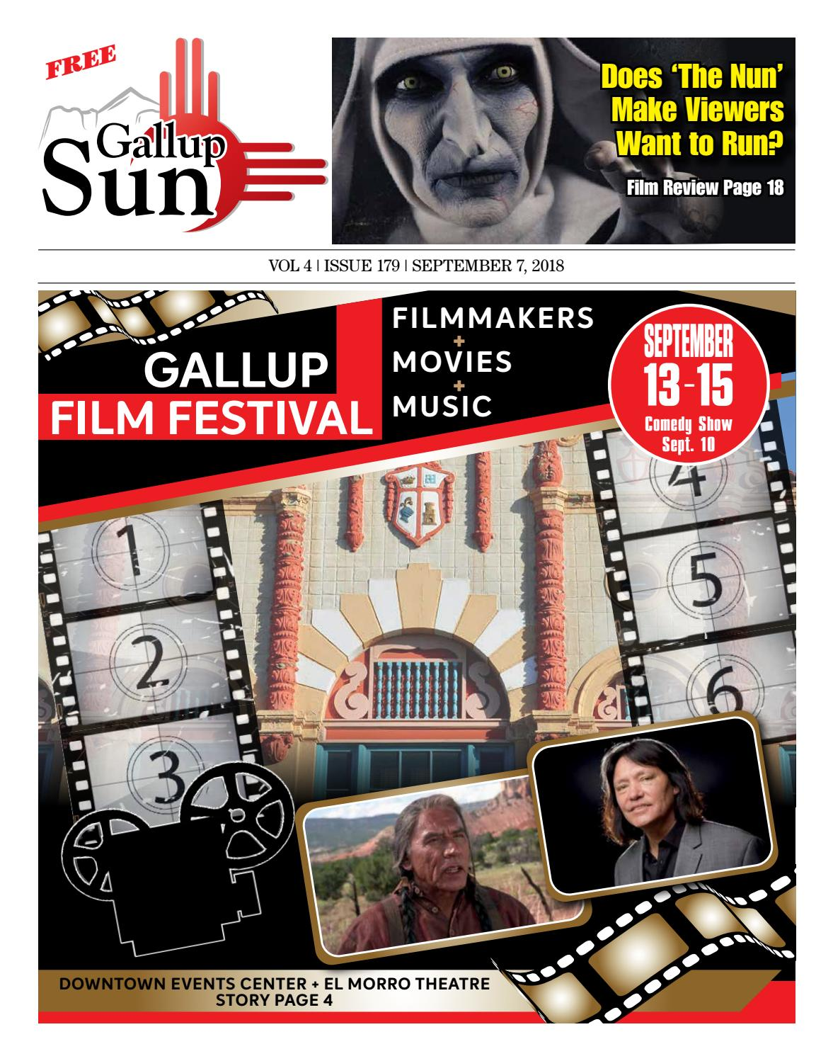 Gallup Sun • Friday September 7, 2018 by gallupsun - issuu
