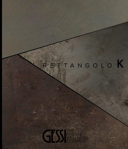 Gessi Catalogue Ebook