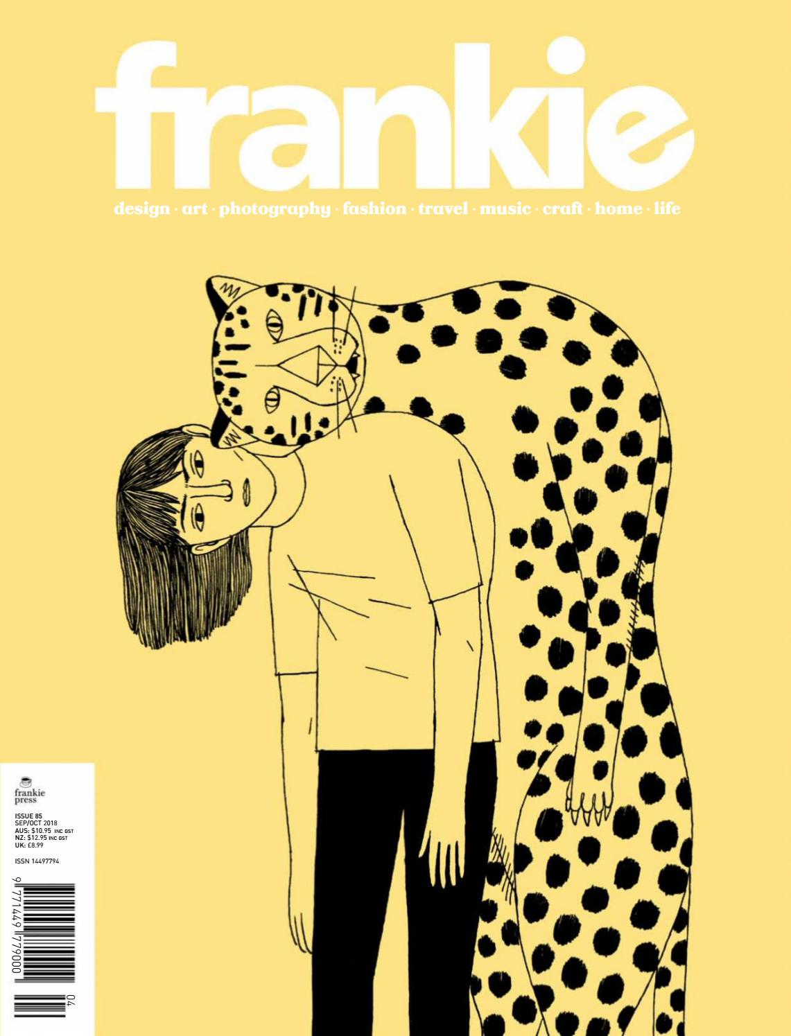 57916c82a6aa 2018 september october frankie magazine by Frankie Tjoeng - issuu