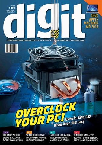Digit Magazine Pdf January 2018