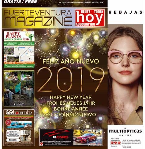 0e49bf50830 FUERTEVENTURA MAGAZINE HOY - Nº 152 - ENERO 2019 by Fuerteventura ...