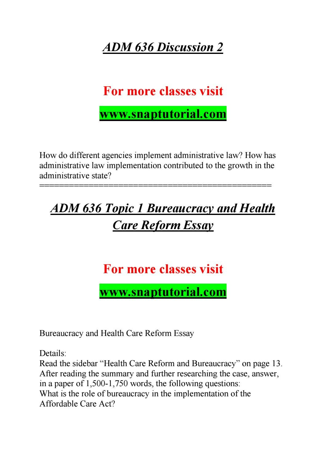adm  effective communication  snaptutorialcom by