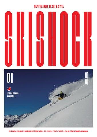 3c1b700648 SkiShock Magazine Dic. 2018 by Snow Planet Base - issuu