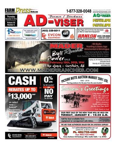 ec3c4cc90 Southern Alberta Advisor, December 27, 2018 by Black Press Media ...