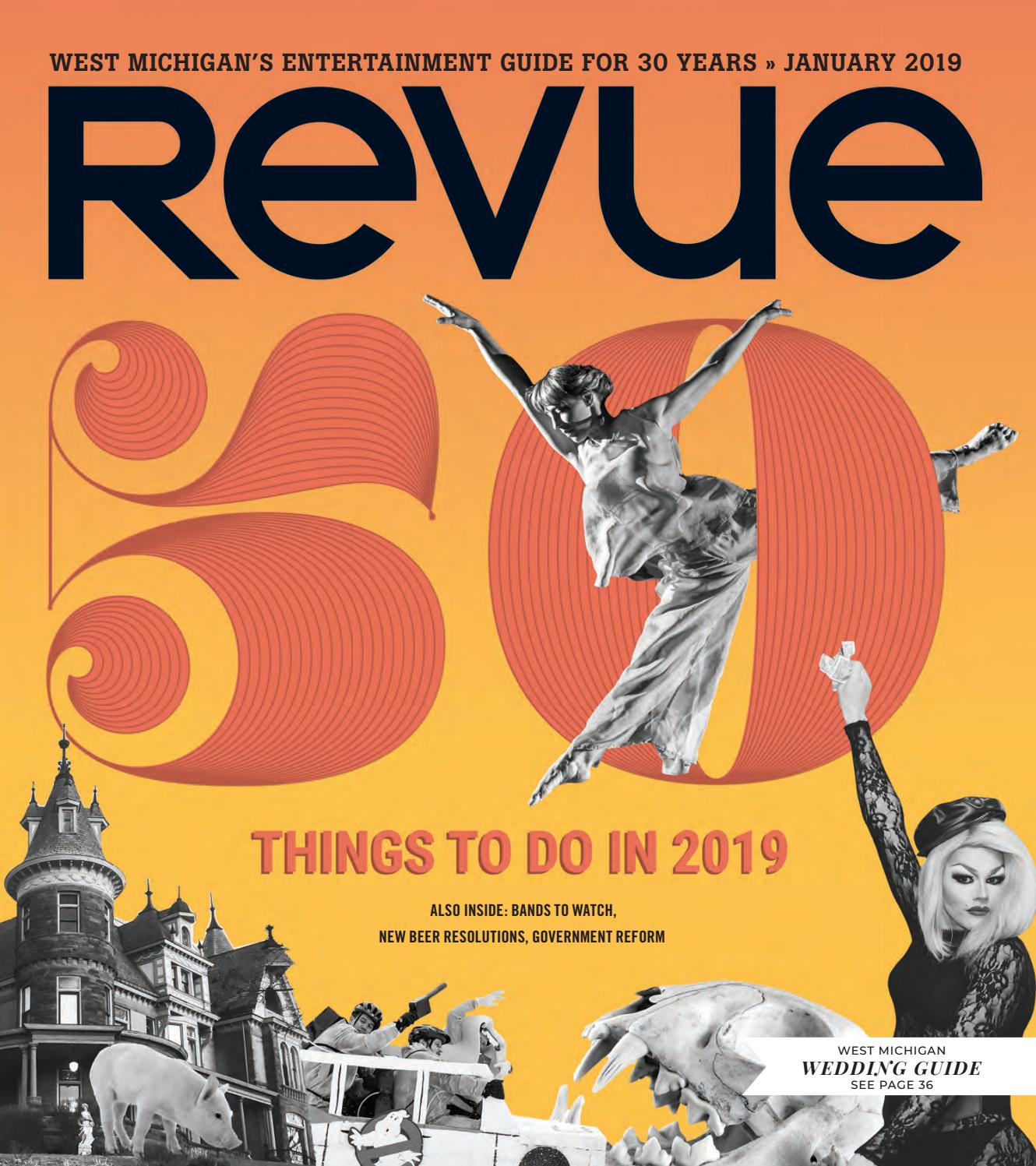 2ce757d69 Revue Magazine, January 2019 by Revue Magazine - issuu