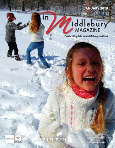 inMiddlebury Magazine January 2019 by inMiddlebury Magazine - issuu