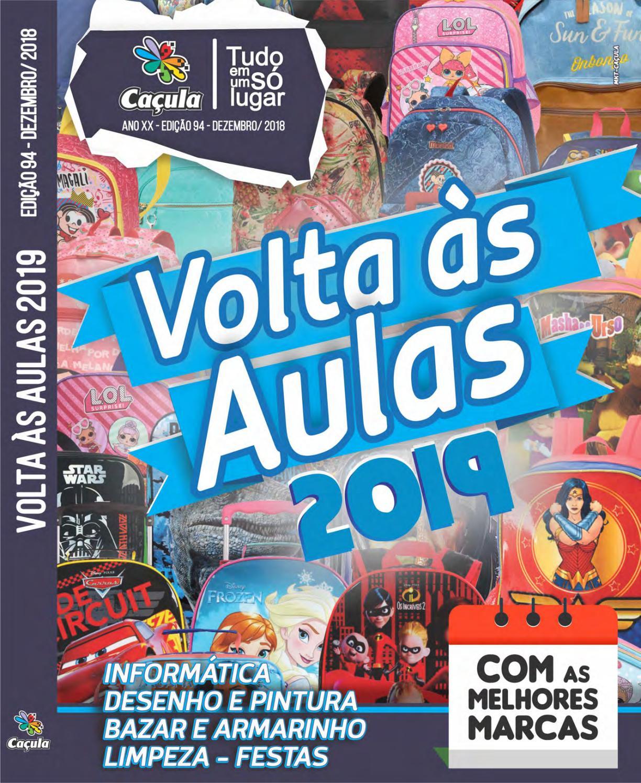 51042cb5a Catálogo Caçula