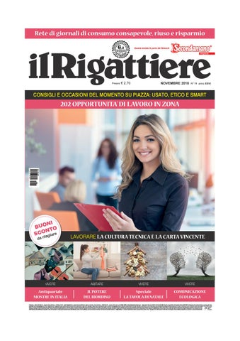485382a3cb IL RIGATTIERE novembre 2018 by Edit Italia S.r.l. - issuu
