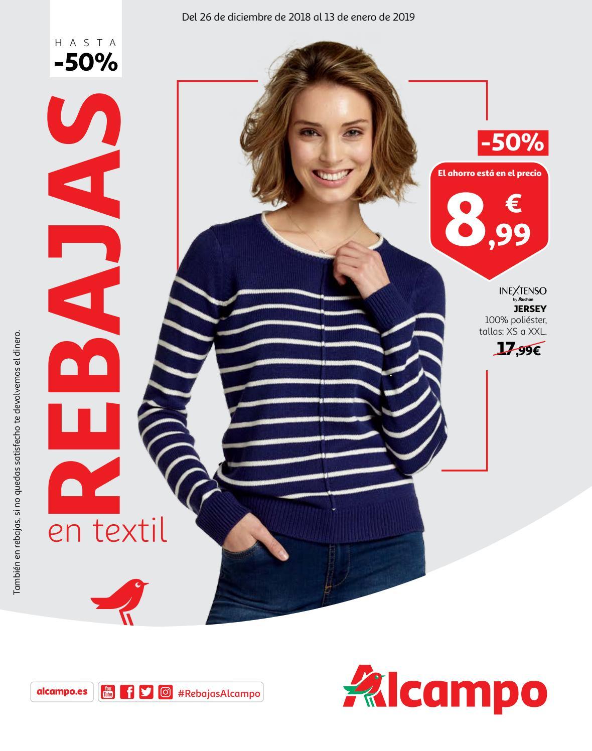 Alcampo Rebajas Textil Supermercados By Issuu Catálogo En Ofertas Fz4qz