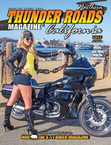 Thunder Roads NorCal - January 2019 by trmnorcal - issuu