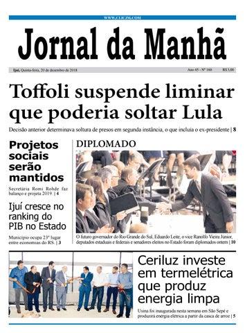 c7ab1d470 Jornal da Manhã - Quinta-feira - 20-12-2018 by clicjm - issuu