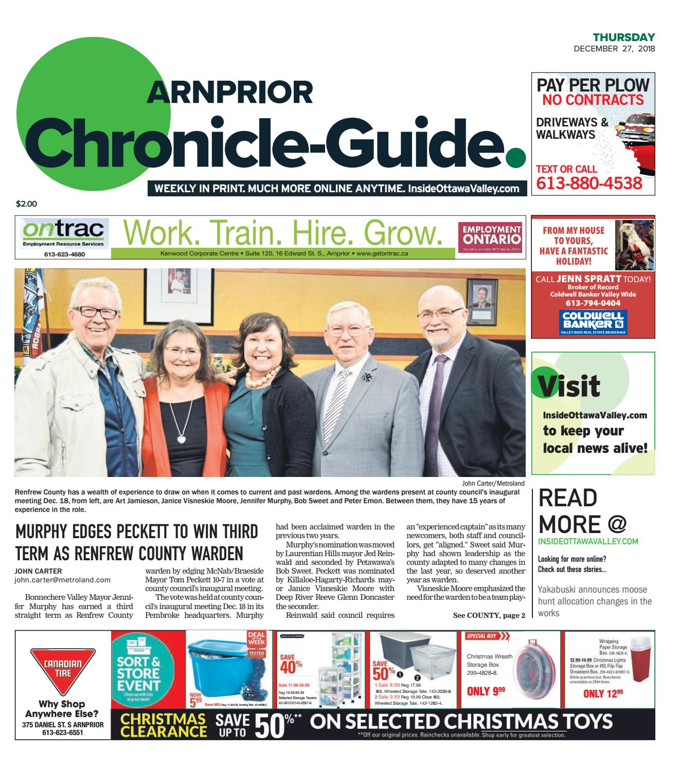 ARN A 20181227 by Metroland East - Arnprior Chronicle-Guide - issuu 3fc5a43098f71