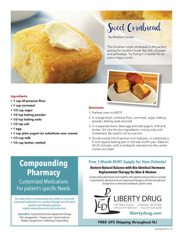 Page 15 of Sweet Cornbread Recipe