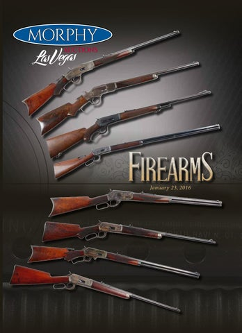 2016 January 23 Firearms By Morphy Auctions Issuu