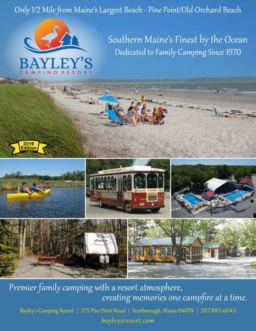 2019 Bayley's Camping Resort Brochure by Gaelan Bayley - issuu
