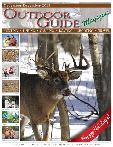 Outdoor Guide Magazine November-December 2018 by