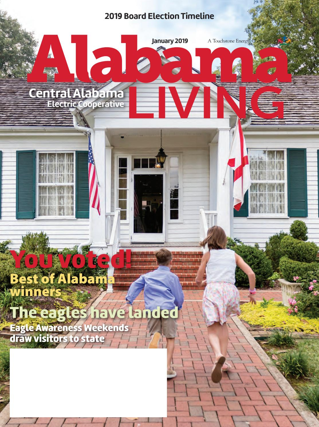 Central Alabama January 2019 by Alabama Living - issuu