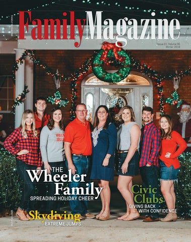 Family Magazine Winter 2018 by North Central Florida