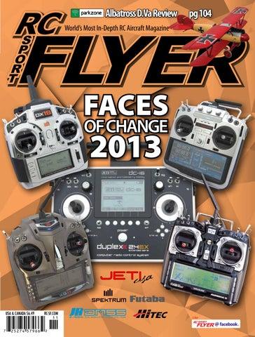 RC Sport Flyer Nov 2012 (Vol 17-09) by RC Flyer News - issuu