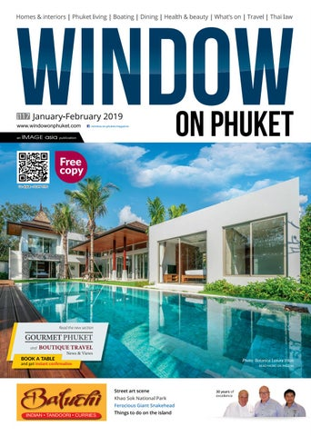 Read The Digital Edition Window On Phuket January February 2019