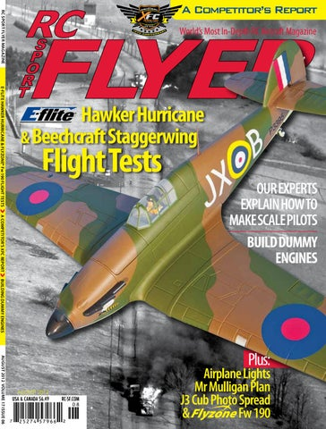 RC Sport Flyer Aug 2012 (Vol 17-06) by RC Flyer News - issuu