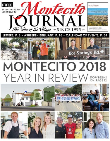 Montecito Year in Review 2018 by Montecito Journal - issuu f6fea350ae3a0