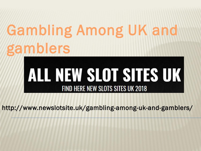 Uk Gamblers