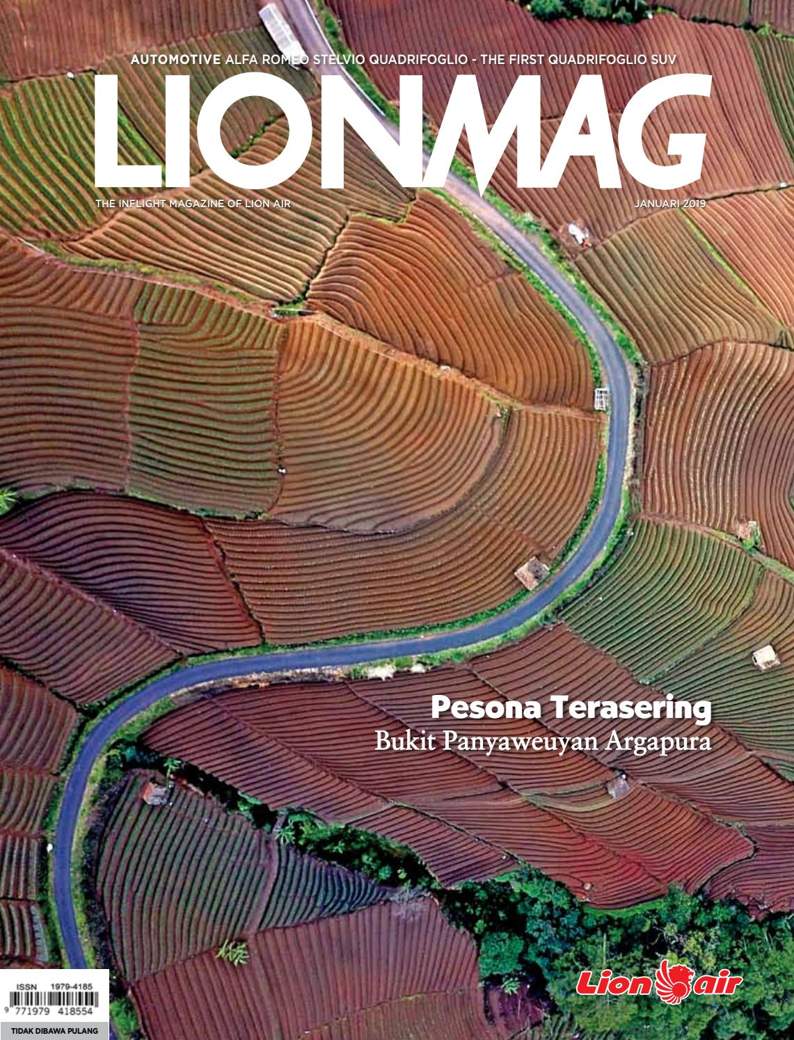 LIONMAG JANUARI 2019 By Bentang Media Nusantara Issuu