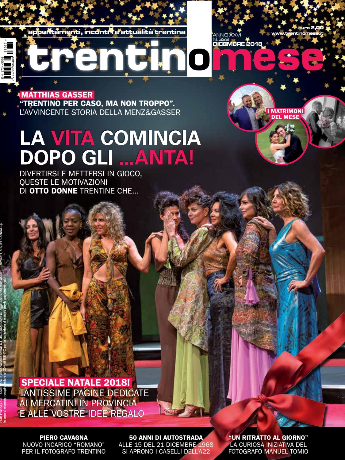 0bd75d308ae6 TrentinoMese dicembre 2018 by Curcu Genovese - issuu