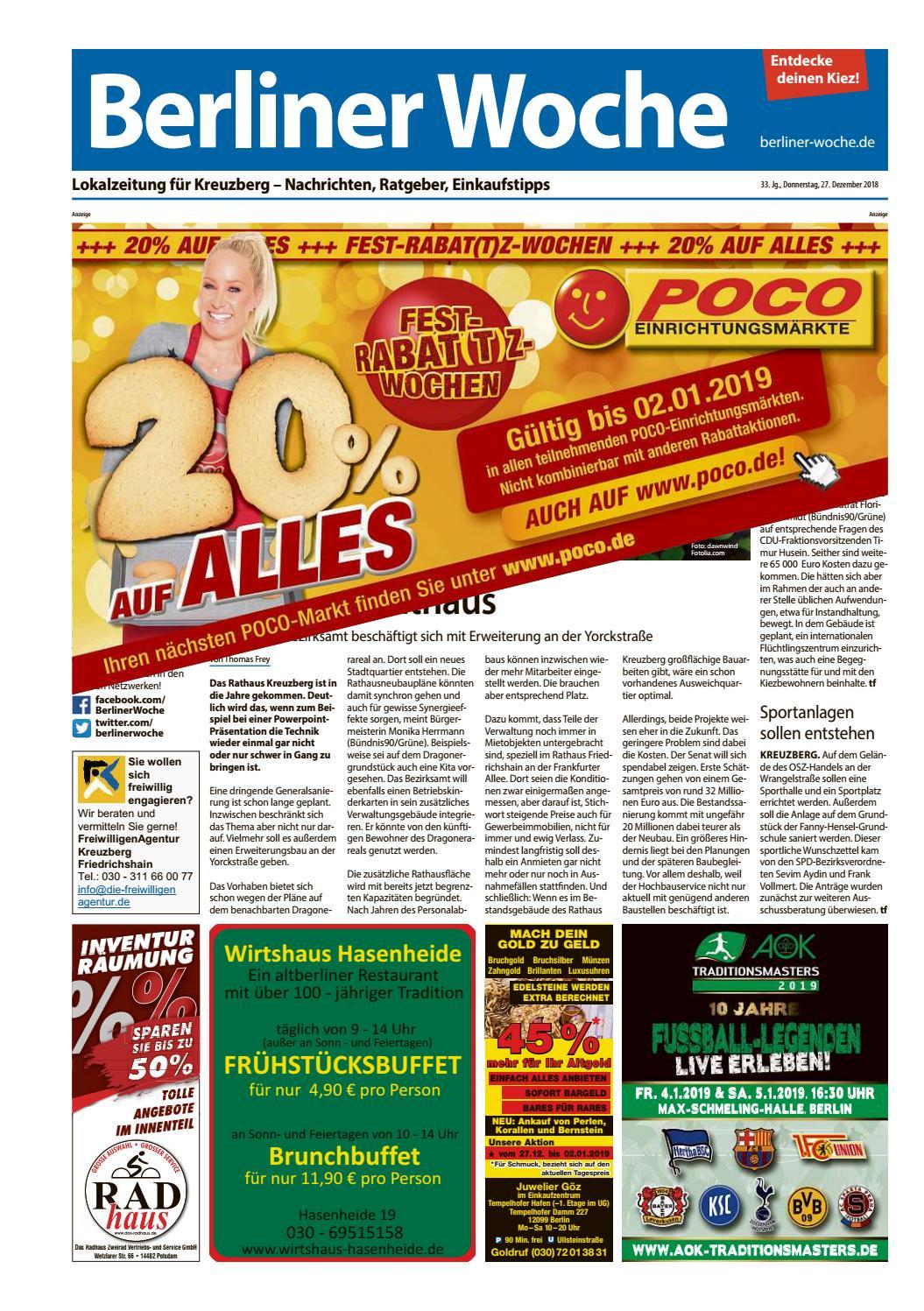 L25 Kreuzberg (nur bis KW 522018) by Berliner Woche issuu