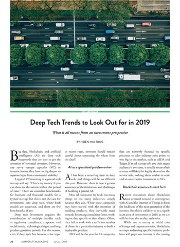 Page 22 of Deep Tech Trends to Look Out for in 2019