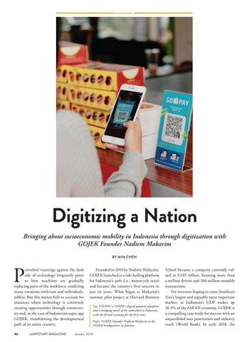 Page 48 of Cover Story: Digitizing a Nation