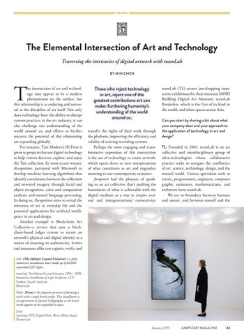 Page 65 of The Elemental Intersection of Art and Technology