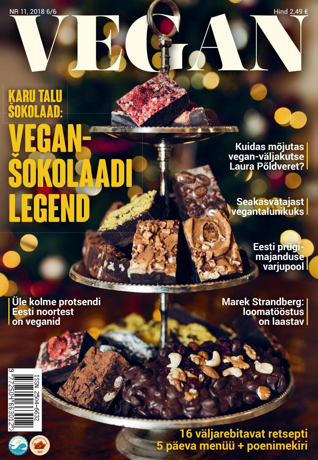 43c1570ed89 Ajakiri Vegan 2018 #6 by ajakiri Vegan - issuu