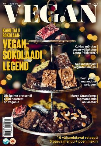 f4c24bde53e Ajakiri Vegan talv 2017 by ajakiri Vegan - issuu