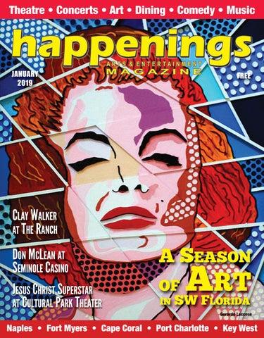8fadb4f82818 January 2019 Happenings Magazine by SW FL Happenings Magazine - issuu