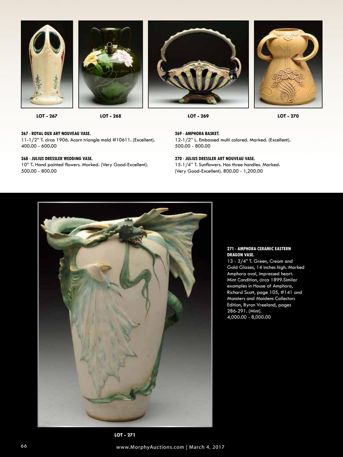 2017 March 4-5 Fine & Decorative Arts by Morphy Auctions - issuu