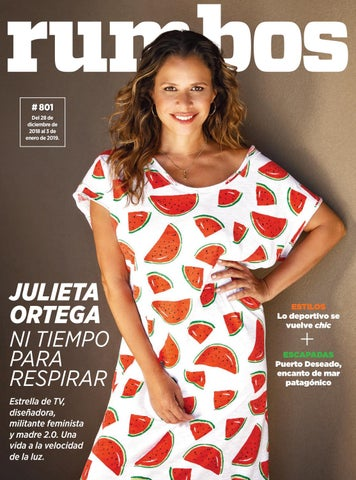 3fcfc75ad Julieta Ortega by rumbosdigital - issuu