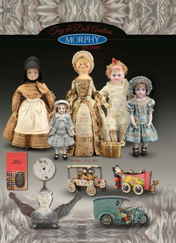 1a5dd144c 2018 October 2-3 Toy & Doll by Morphy Auctions - issuu