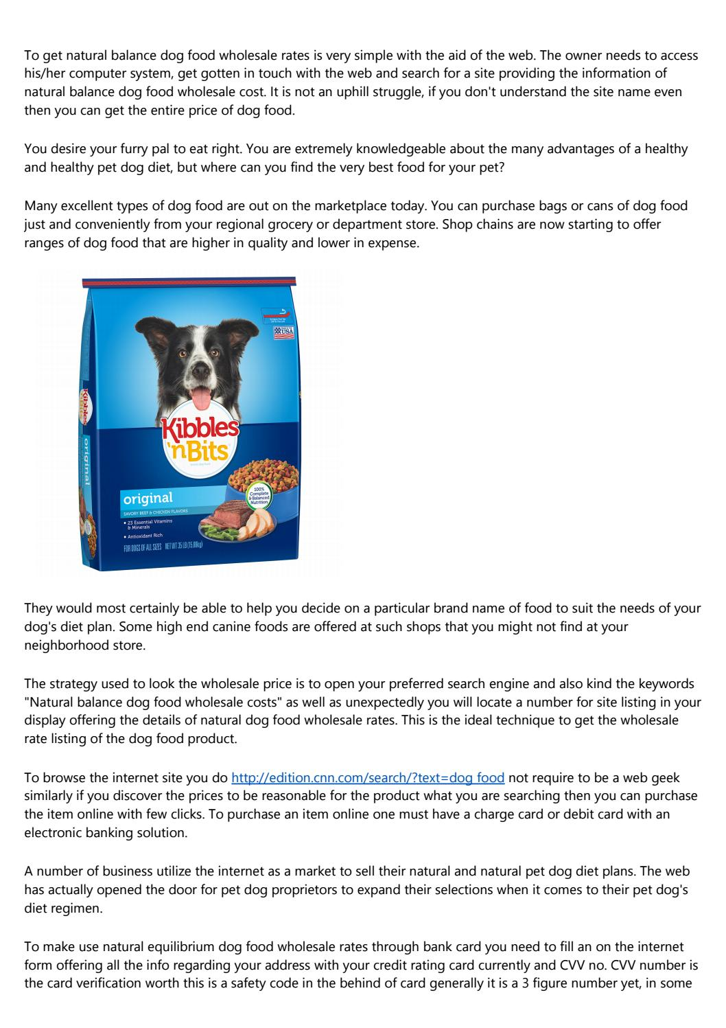 A Brief Summary Of & Tips On Buying Premium And Dog Food by