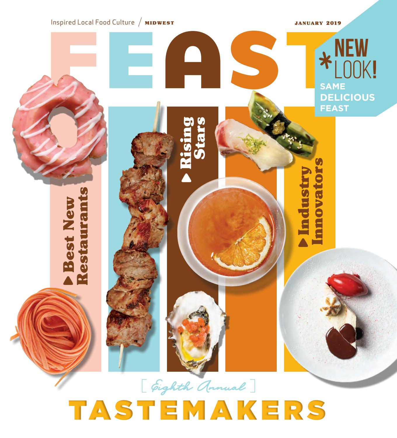 3d2fb4632844b January 2019 Feast Magazine by Feast Magazine - issuu