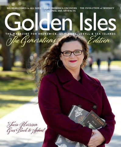 6e4a347ea7 January February 2019 by Golden Isles Magazine - issuu