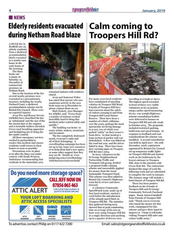 Page 4 of Elderly residents evacuated during Netham Road blaze