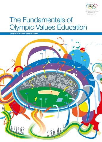 666647648 The Fundamentals of Olympic Values Education by APAO - issuu
