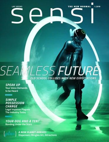 43fe641857dfa8 Sensi Magazine - Las Vegas (January 2019) by Sensi Media Group