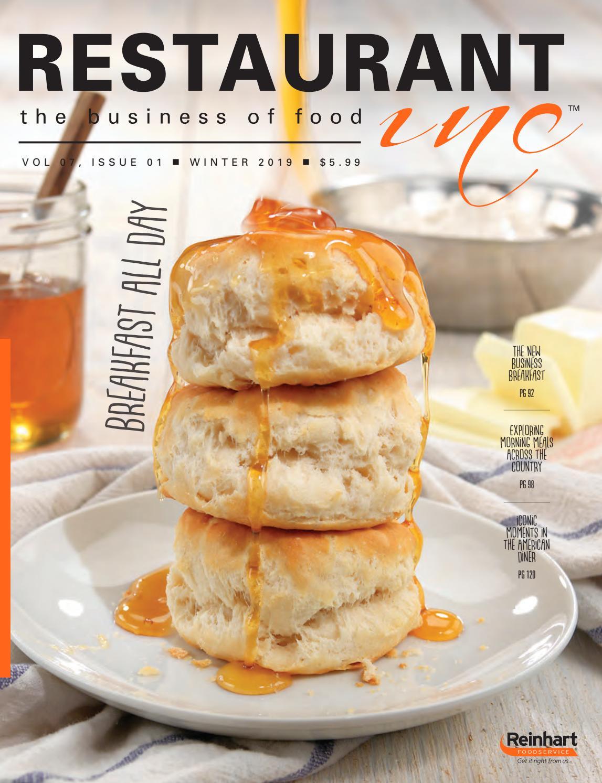 Restaurant Inc Winter 2019 by Reinhart_Publications - issuu