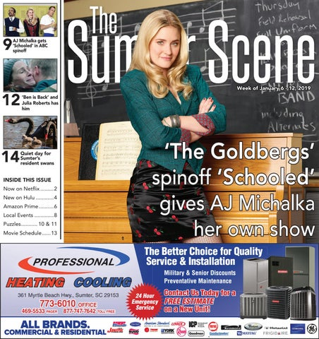 Sumter Scene January 6, 2019 by The Sumter Item - issuu